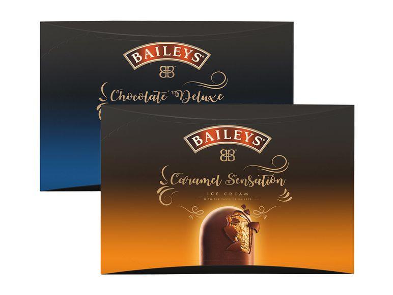 [LIDL] Ab 10.09.18: Baileys Eis (am Stiel oder im Becher) für 2,49 Euro - 3,33 Euro (6,66 Euro / 6,92 Euro pro Liter)