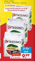 Tassimo Kapseln 3 Packungen
