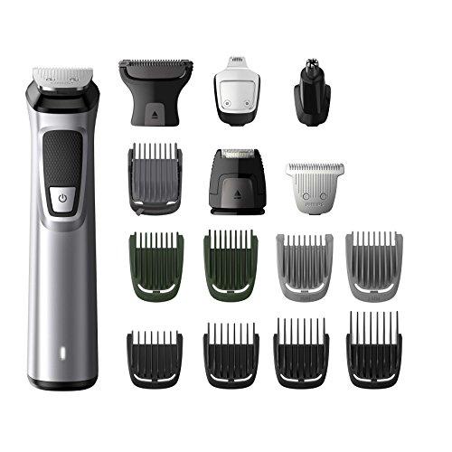 Amazon it: Philips Haarschneider MG7730/15, Multigroom mit 16 hochwertigen Aufsätzen