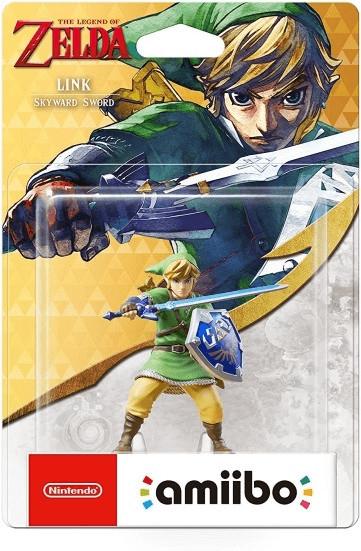 Nintendo amiibo (The Legend of Zelda Collection) Link Skyward & The Wind Waker für je 12,99€ (Saturn)