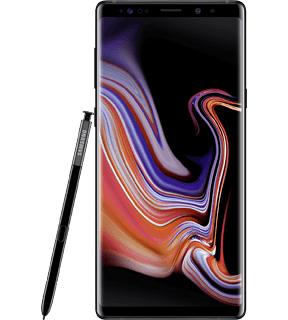 (JKR-Gruppe) Samsung Galaxy Note 9 im Vodafone Netz mit 2,7,  bzw. 10GB LTE, Allnet&SMS Flat