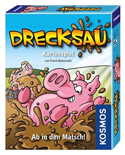 Drecksau -Kartenspiel- von Kosmos für nur 4,50 € [Amazon Plus Produkt] oder versandkostenfrei bei real.de
