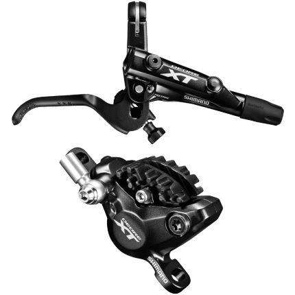 Shimano XT M8000 Scheibenbremse - rechts - hinten J-Kit