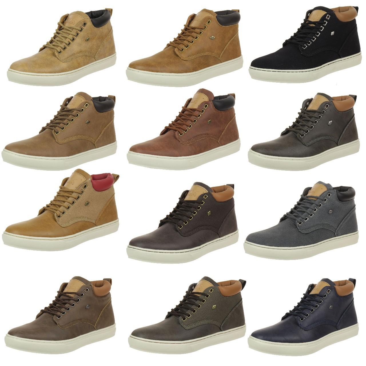 British Knights Wood BK Herren Sneaker Boots Stiefel Gr 36 - 45