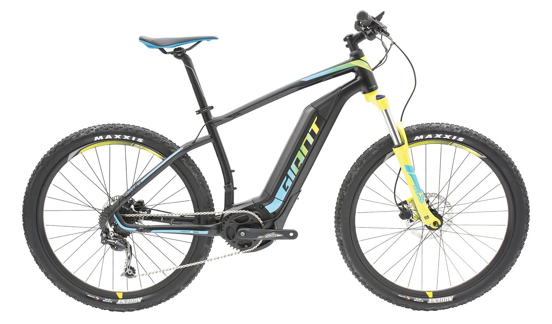 E-Mountainbike mit SyncDrive Sportmotor und Alurahmen (Giant Dirt-E+ 3) Versandkostenfrei
