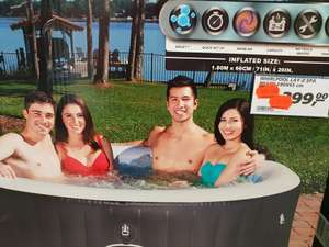 [LOKAL?] Real Falkensee. Lay-z-Spa Miami Whirlpool