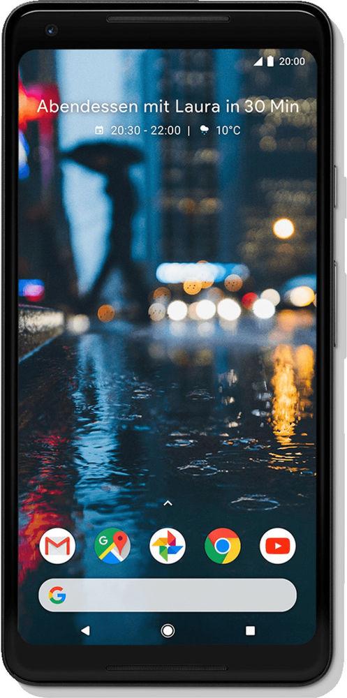 Google Pixel 2 XL 64GB Just Black o. Clearly White [eBay]