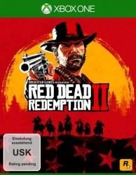 [Rakuten] Rockstar Red Dead Redemption 2 XBOX/PS4 für 44,90€ mit Masterpass