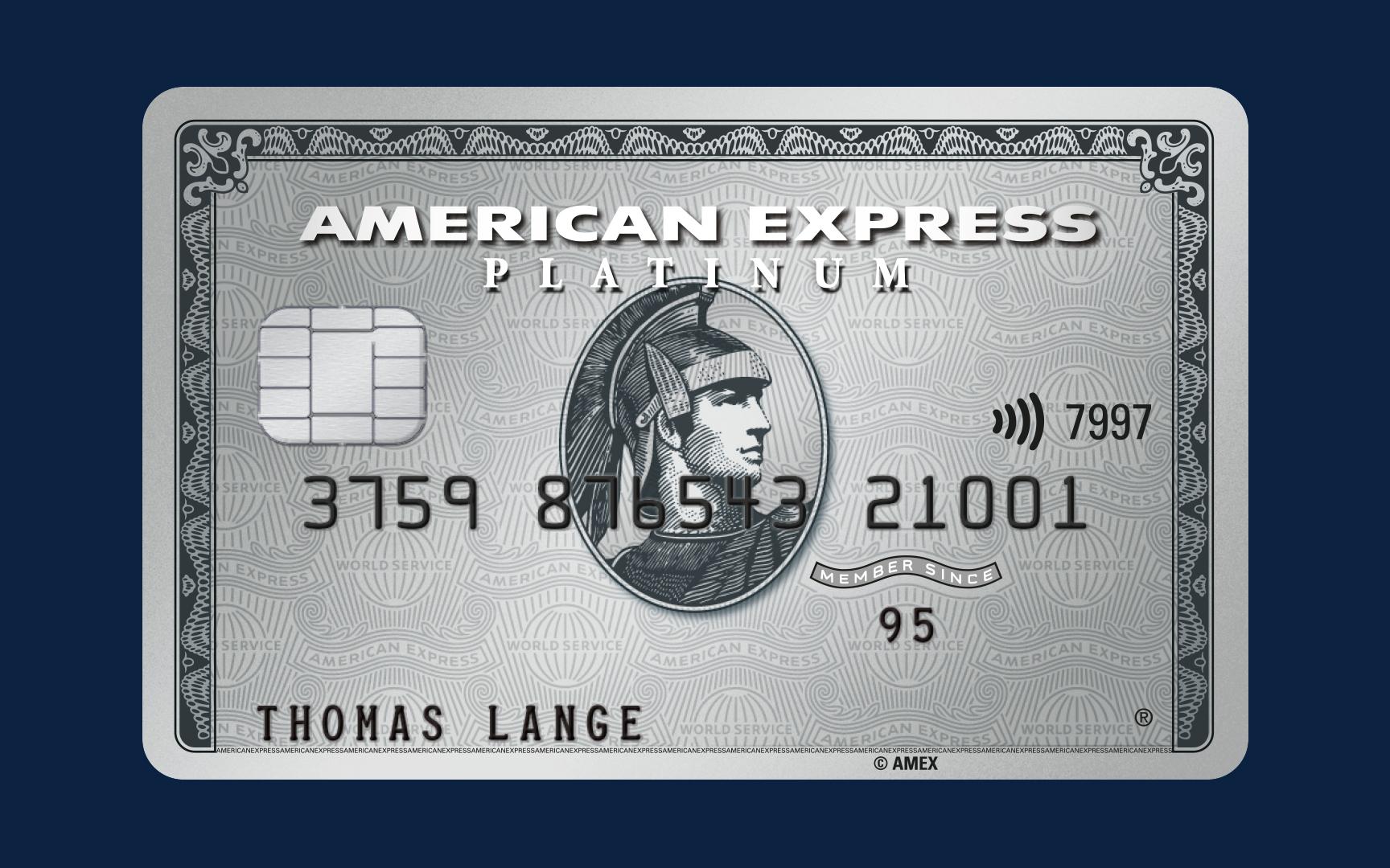 American Express Platinum mit 500€ Startguthaben & 200€ Reiseguthaben OHNE Bedingungen über den Handelsblatt-Club