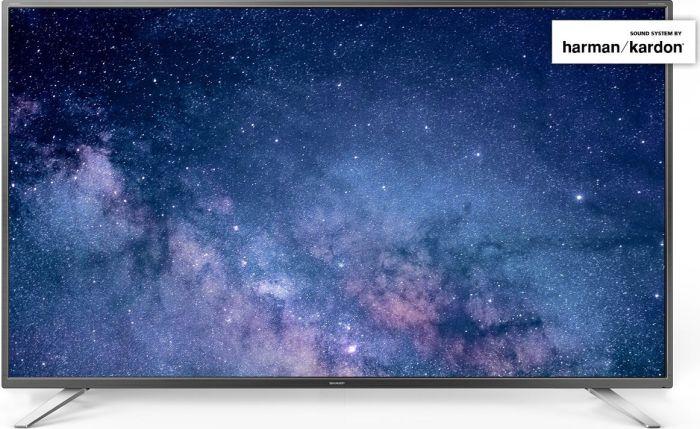 Sharp Aquos LC-65CUG8062E 65''-UHD-TV für 638,05€ [Rakuten]