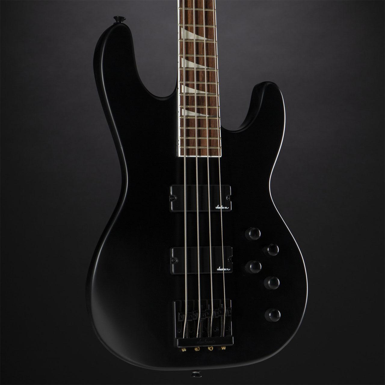 Jackson X Series CBXNT IV Satin Black E-Bass bei Musicstore