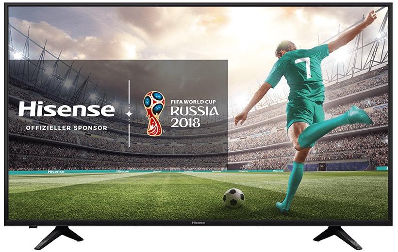 "[Rakuten] Update: Hisense H65A6100 65"" Ultra-HD TV für € 596"
