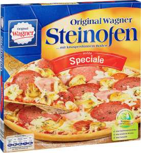 Wagner Steinofen Pizza für 1,49€ (Netto MD)