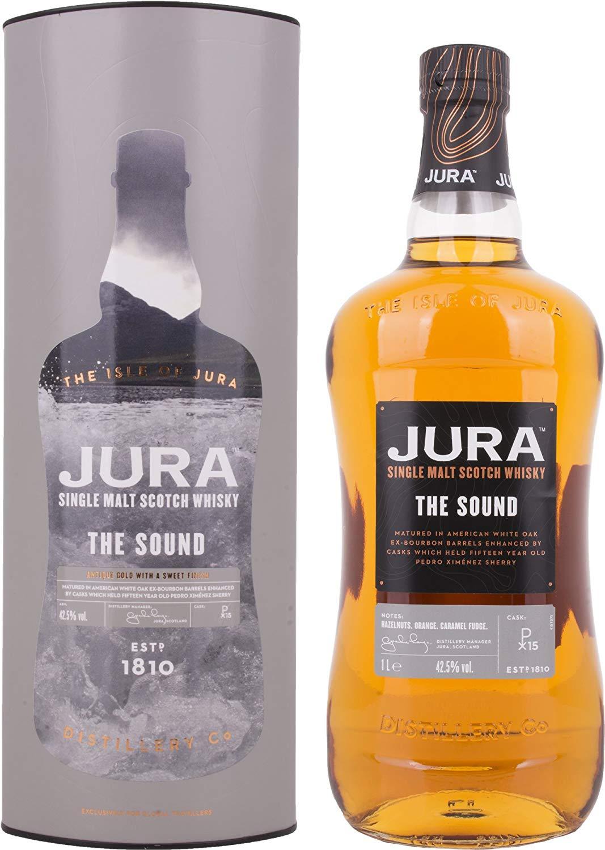 Whisky - Jura The Sound 1 Liter - 35,99€ (Grenzgänger CZ Travel-Free-Shop)