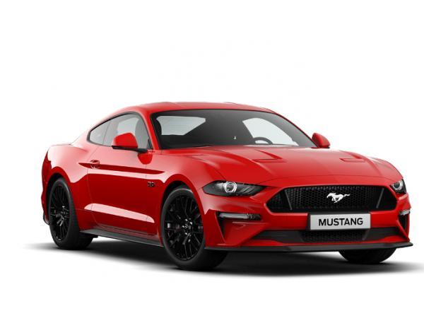 Ford Mustang GT (450 PS, V8, 5.0l) - PRIVATLEASING für 389,00 brutto/ mtl. bei 48 Monaten und 10.000 km p.a.