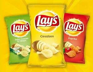 Lay's Chips (0,95€) und Tanqueray Gin (15,99€) bei Lidl