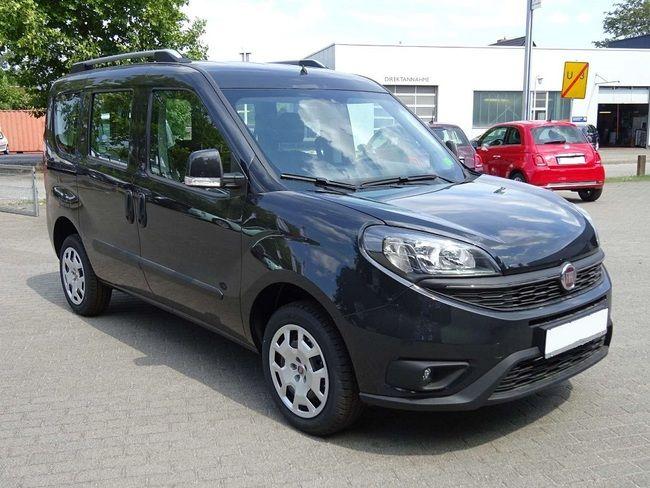 Fiat Doblo Kombi PRIVATLEASING: 99 Euro Rate mtl. bei 24 Monaten Laufzeit mit 10t km p.a.