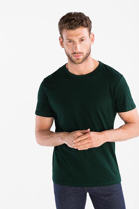 Basic T-Shirts für 1,80€, reine Baumwolle in 6 Farben und allen Größen #Bestdeals @C&A (MBW: 19€)