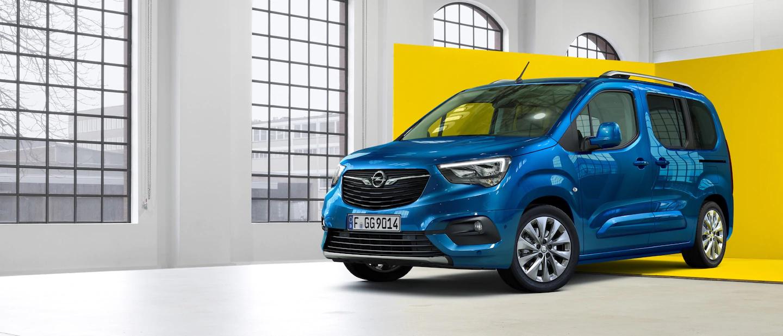 Opel Combo Life inkl. Wartung & Reparatur im Gewerbe Leasing für 129€ / Monat Netto