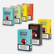 Tabak und Zigaretten von American Spirit kostenlos