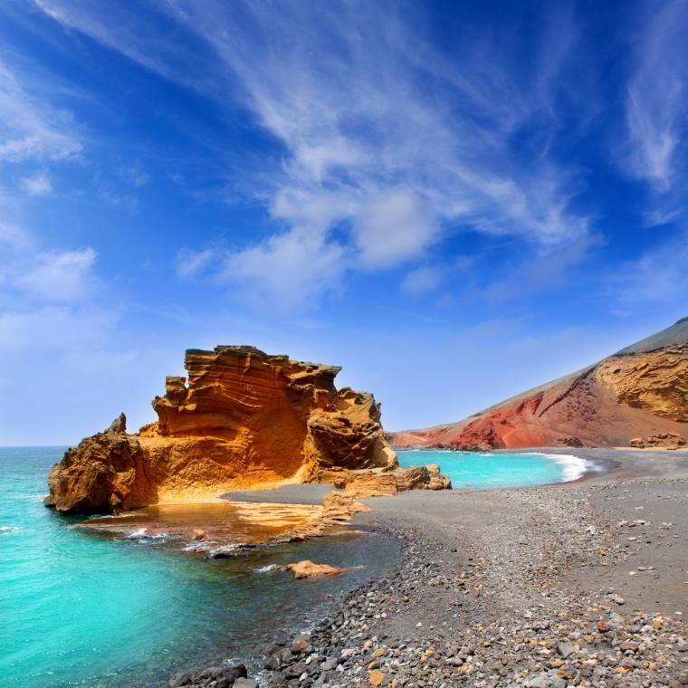Flüge: Lanzarote [September] - Last-Minute - Hin- und Rückflug von Frankfurt und Düsseldorf nach Arrecife ab nur 94€ inkl. Gepäck