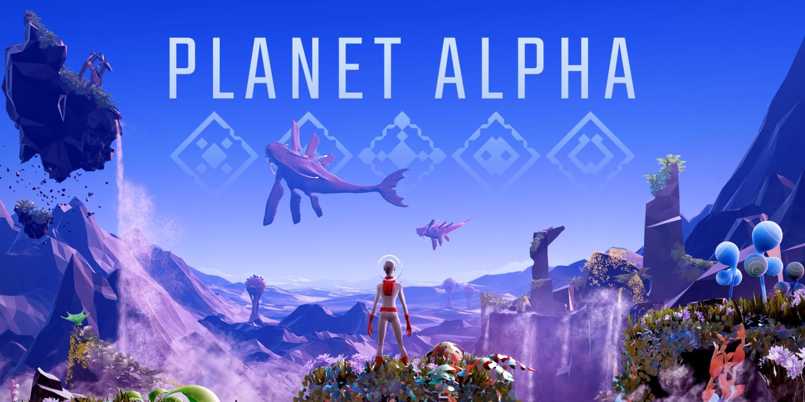 [Steam] Planet Alpha - (Action - Adventure - Indie - Platformer)