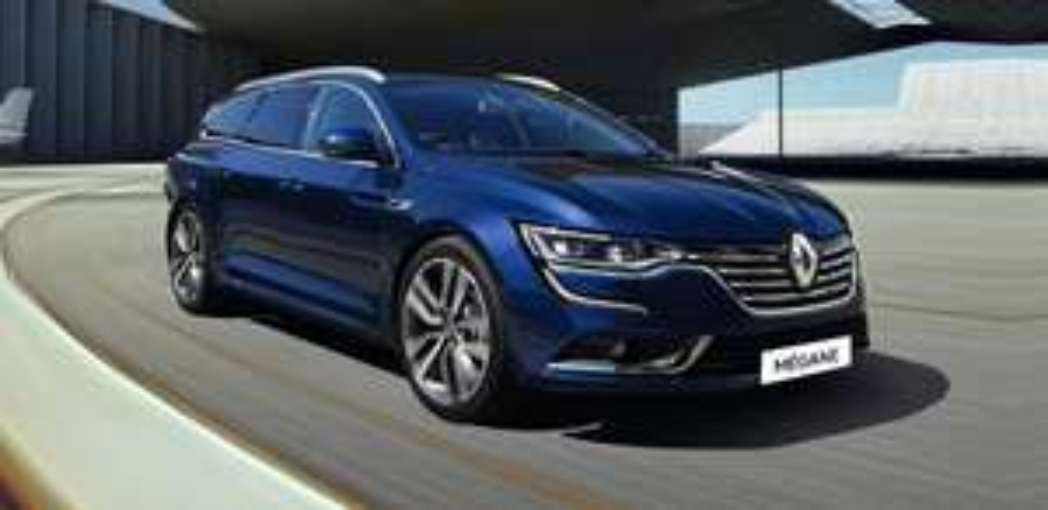 Renault Megane Kombi GT mit 205PS als 60 Monatsleasing mit Automatik und 60 Monaten Garantie /// 10.000km im Jahr /// LF 0,55 /// Tageszulassung /// alternativ als 5-Türer für 179€