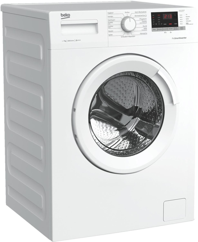 Waschmaschine Beko WML71633NP (A+++, 7kg, 1600 U/min)