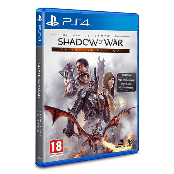 Mittelerde™: Schatten des Krieges™ Definitive Edition (PS4/Xbox One) für 30,99€ (Shop4de)