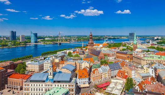 Flüge: Lettland im November. Hin- und Rückflug mit Wizzair von Dortmund nach Riga ab 22 Euro!