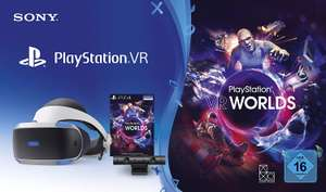 Playstation VR (V2) Sets als WHD bei Amazon Italien