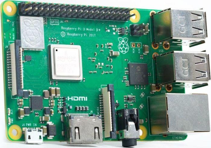 Raspberry Pi 3 Modell B+ für 31€ [Rasppishop]