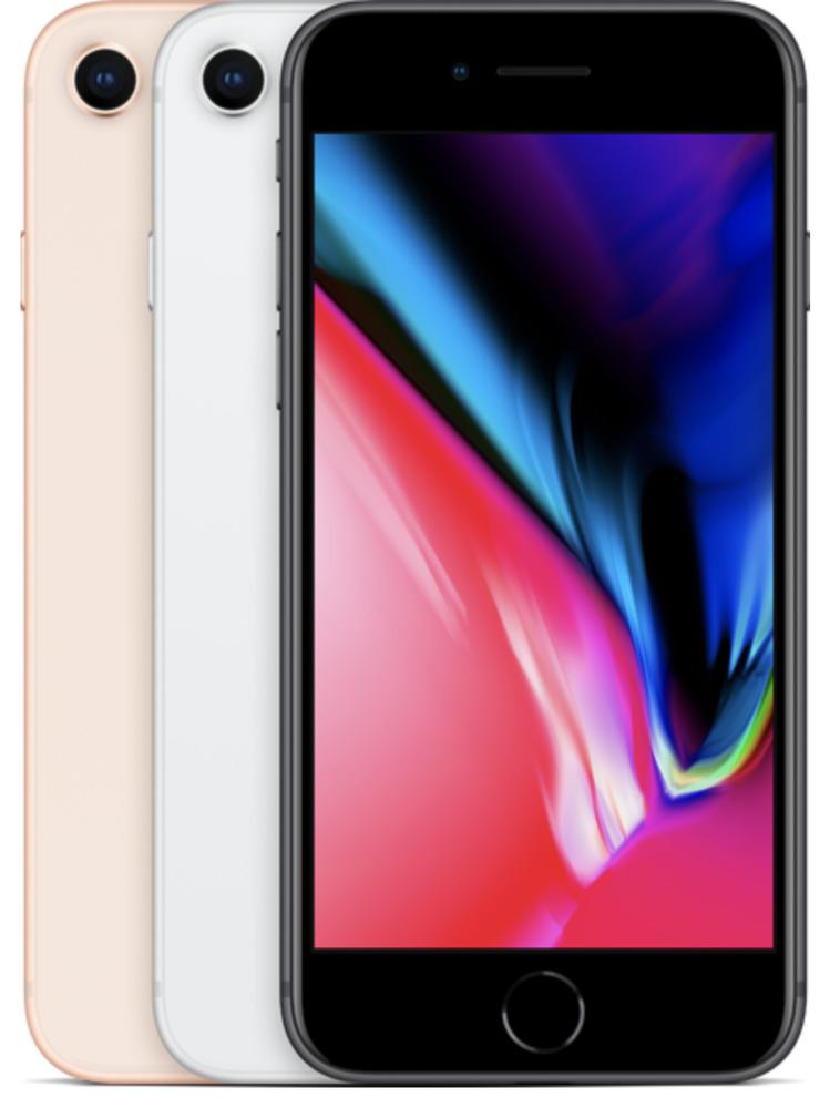Apple iPhone 8 64gb gold (Ausstellungsstück)