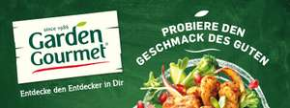 0,50 Euro Cashback auf Gourmet Garden Produkte