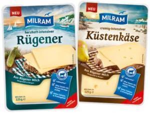 [Coupies + Jawoll] 5 x MILRAM Rügener + 5 x MILRAM Küstenkäse = 10 Cent Gewinn