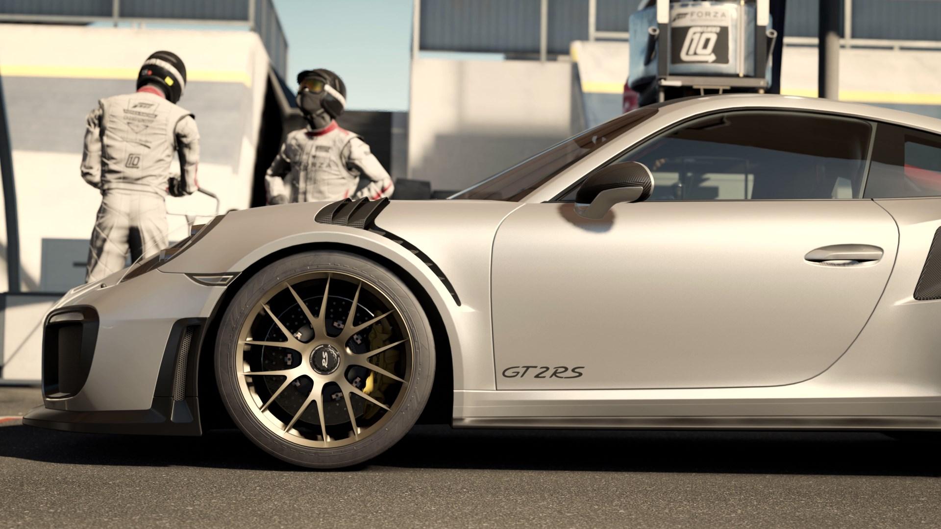 Forza Motorsport 7 (W10): Porsche 911 GT2 RS kostenlos