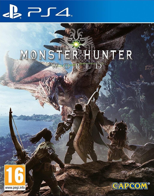 Monster Hunter: World (PS4) für 29,44€ (Base.com)