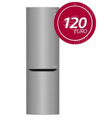AO Spar-Wochen + LG Cashback 120€ Kühl-Gefrierkombination LG GBB 59 SAPFS 15.-19.9. nur 609€ - Bestpreis bisher