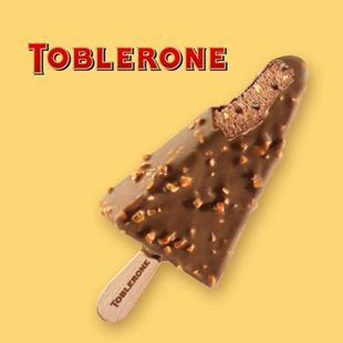 REWE Oreo, Toblerone & Milka Eis 300-440ml (4 Stück) jeweils 2,22 €