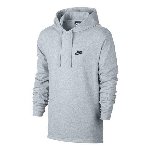 Nike Sportswear Hoodie aus reiner Baumwolle