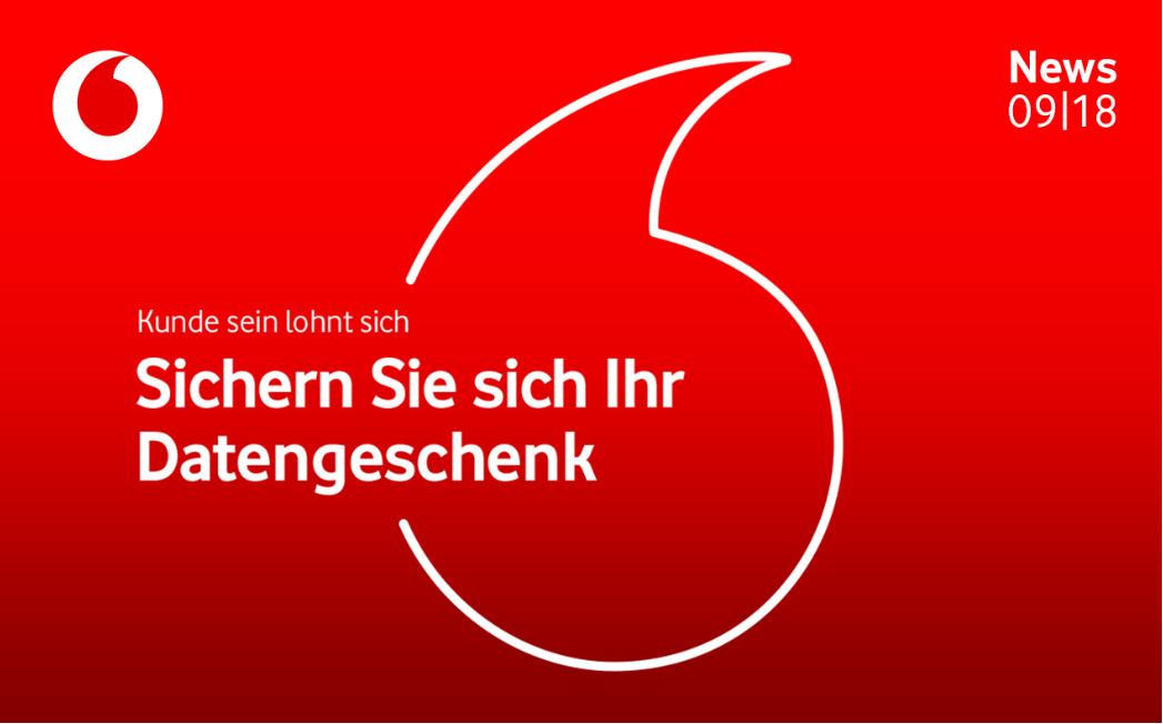 1 GB für Vodafone Kunden