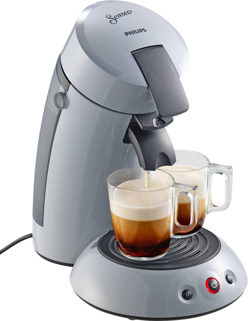 [Kaufland] [lokal?] PHILIPS Kaffeepadmaschine Senseo »HD7804/70«