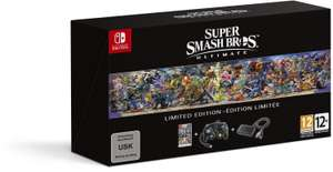 Super Smash Bros. Ultimate Limited Edition (Switch) für 84,99€ (Saturn & Media Markt Masterpass)
