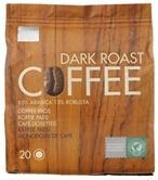 20 Kaffeepads dauerhaft in HEMA Märkte 1,25 €