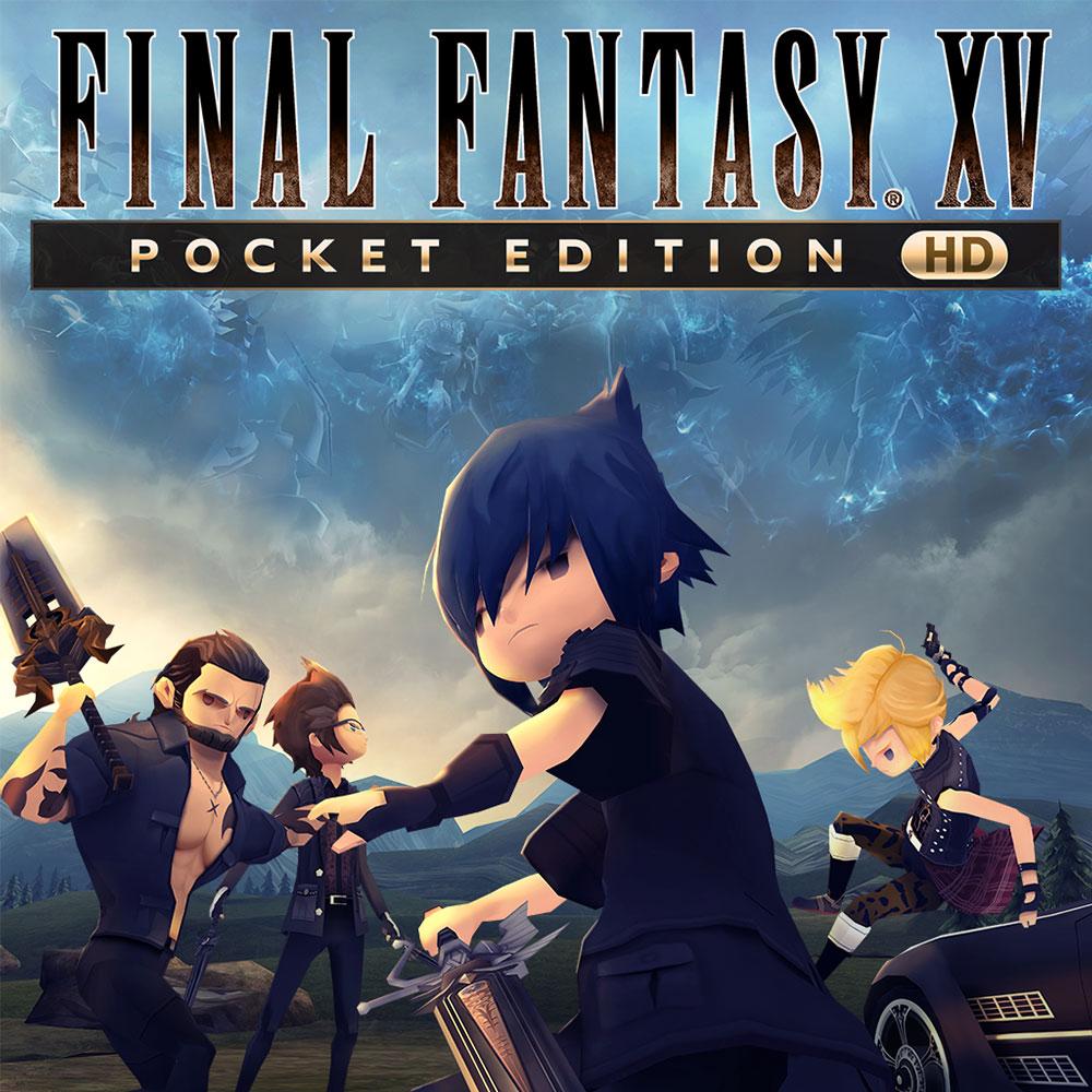 [Nintendo Switch]FINAL FANTASY XV POCKET EDITION HD für 17,99€ im eshop