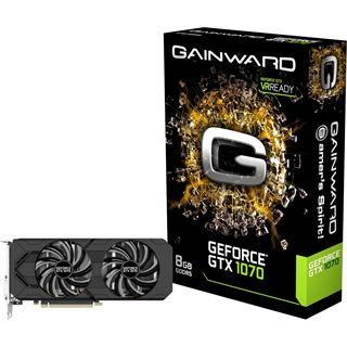 8GB Gainward GeForce GTX 1070 Aktiv 130 Euro weniger