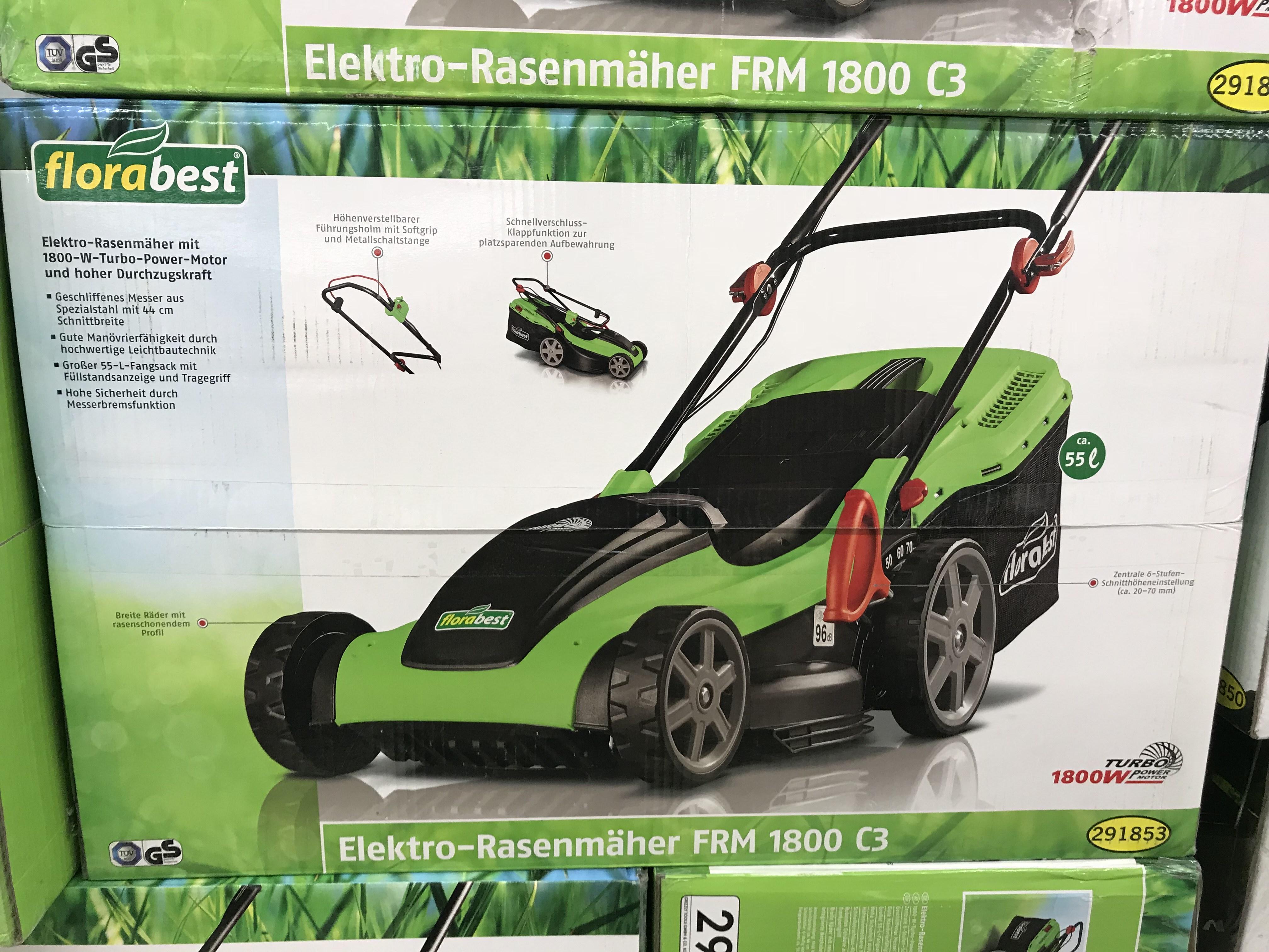 LOKAL - Florabest FRM 1800 C3