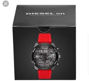Diesel on guard rot Galeria Kaufhof smartwatch wear OS/Android wear 167,99