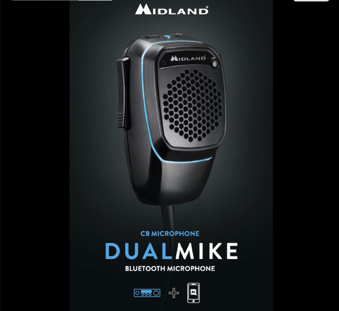 CB Funk Midland DualMike App Kostenlos !!!
