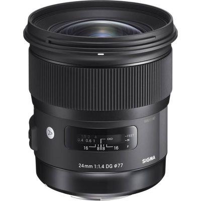 Sigma AF 1,4/24 DG HSM für Canon und Nikon mit 70€ Cashback